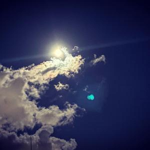 ウエサク祭の蠍座満月。