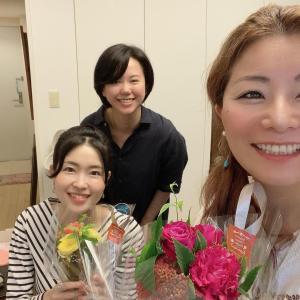 名古屋のユリカちゃんが、マスターステージを卒業しましたよ〜!