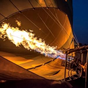 ★2008年ケニア旅 気球に乗ってどこまでも?