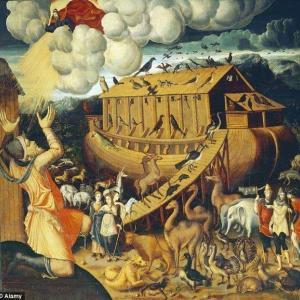 ノアの洪水の日