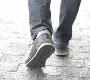 歩くスピード