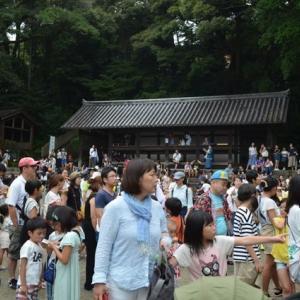 生駒神社の銀河まつり 生駒市のいこまどんどこまつり中止決定( `ー´)ノ