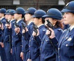 きょうは婦人警官記念日(^_-)-☆