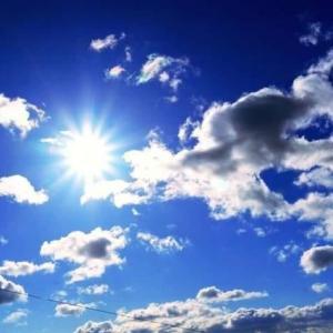 今頃は一番紫外線が強い時期かも・・・