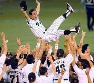 2003年・・・平成15年のお話です!!我が(😊)/阪神タイガースが18年ぶり4度目のセリーグ制覇!