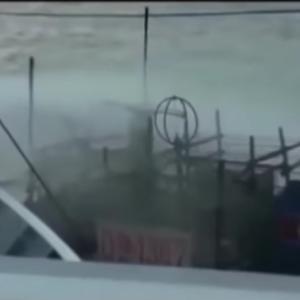 水産庁 北の漁船衝突時の映像を公開