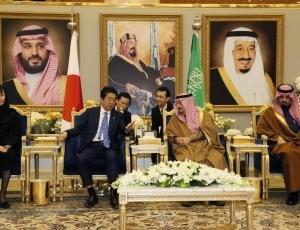 安倍総理1月11日から15日 中東3か国訪問 自衛隊派遣に理解と支持
