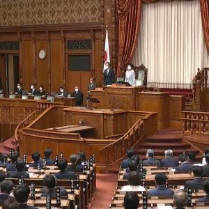 第204回国会閉幕 閣法63本中61本(97%)成立 国民の負託に応えて国会で議論し国家を運営