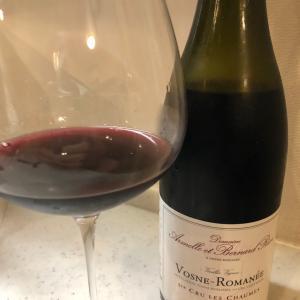 ヴォーヌロマネ 1er レ ショーム 2019 ベルナール リオン