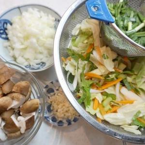 長野県飯田市の肉店スズキヤさんの製品、棒切りぶたチリを2口~4口のトンカツにしてレモン塩タレで食べる@鎌倉七里ガ浜