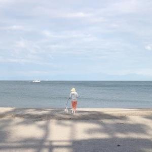 藤野英人著「投資家みたいに生きろ(ダイヤモンド社)」を読む@鎌倉七里ガ浜