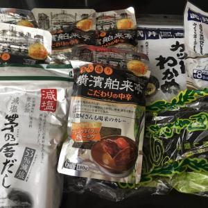 日本からの応援物資と日本シック