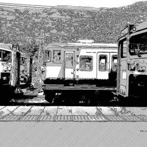 新世界への冒険 inしなの鉄道3【また会う日まで】