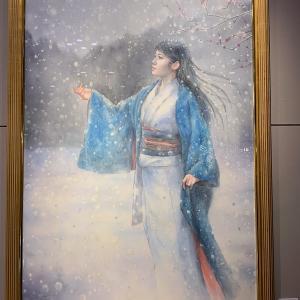 P100号☆幻の「雪女」のお話…