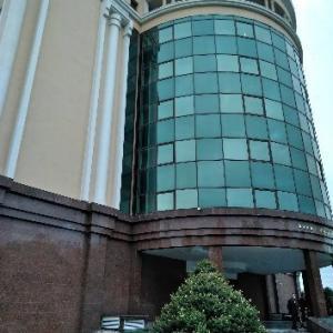 """サマルカンドのホテルは""""レギスタン"""" -ウズベキスタンー"""