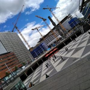 ストックホルム街歩き ースウェーデンー
