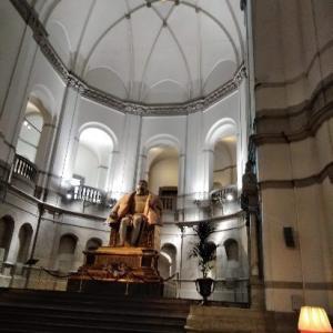 ノーベル賞授与式会場のコンサートハウス -スウェーデンー