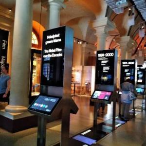 ノーベル博物館 -スウェーデンー