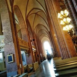 大聖堂やリッダーホルム教会 -スウェーデンー