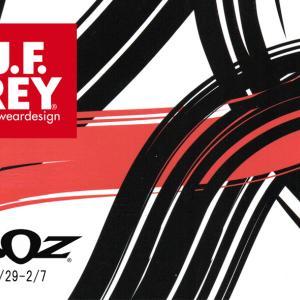 J.F.REY:ジェイエフレイ BOZ:ボズ イベント