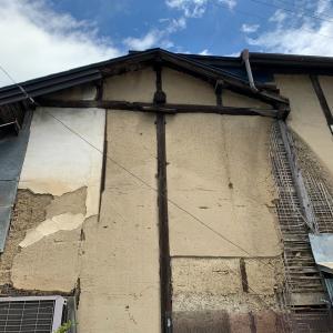 ■日本の土壁の工程がわかる古い家/ Old House with the process of Japanese earth wall