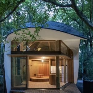 ■Shell House / もりのいえ オーナー様インタビュー Shell House / The language of forest Client's voice