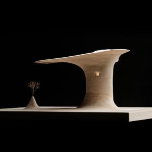 ■ ヴェネツィアECC 建築展2021 「再生の森」Jinen イメージモデル  /  Time Space Existence Exhibition Concept Model