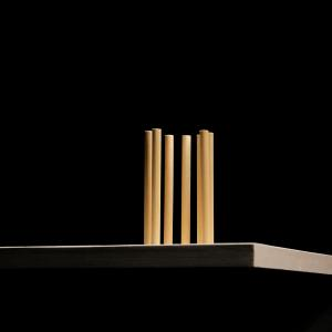 ■ECC Project JINEN Veneziaの建築 杭と柱 /  architecture of Venezia:  Pile and Pillar