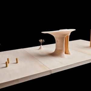 ■ECC JINEN 土の建築 コンセプト 5/15上棟式へ/ JINEN Concept Model & Drawing