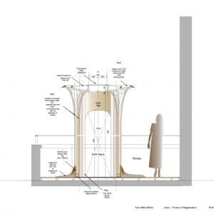 ■ECC Earth Works  JINEN 基本設計図  / Basic Plan Drawing
