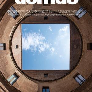 ■JINEN Project domus 2021年6月号でご紹介。/ JINEN Project article on domus  June 2021