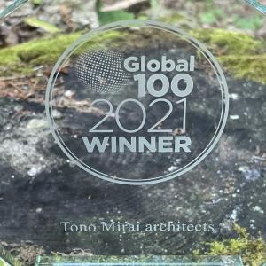 ■EMG Publishing Award Global 100 2021  に選出いただきました。 / Tono Mirai architects selected EMG Publishing Award Global 100 2021