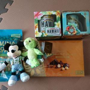 ハワイ土産とスタバ