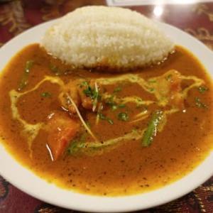 インド料理でカレーライス?