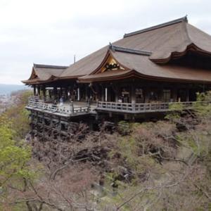 人が少ない清水寺