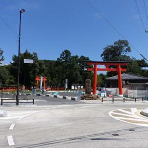 鯖煮を買いに上賀茂神社