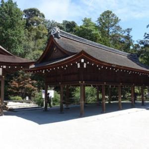 上賀茂神社風景