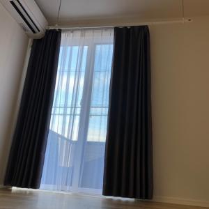 カーテンの閉め方