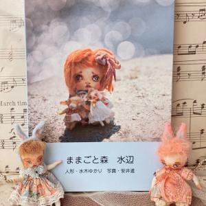 『ままごと森』創作人形作家usacoさんから