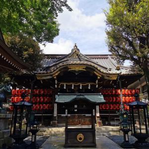 豊川稲荷東京別院と日枝神社と赤坂氷川神社と新たなタイミングと