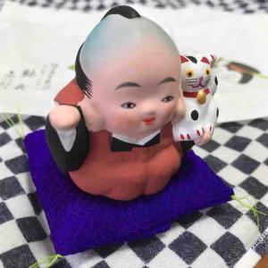 江戸趣味小玩具「助六」