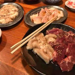 大井町のジンギスカン【北一倶楽部】