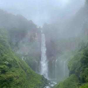 日光旅行記⑩ 華厳の滝