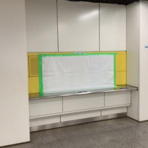 東京メトロ豊洲駅、精算機の痕跡は紙