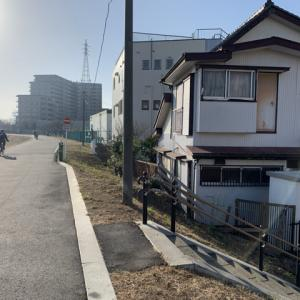 鶴見川そばの高所ドアトマソン再訪