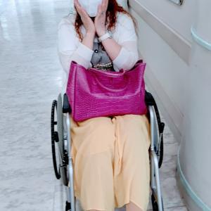 病院だよᕙ(@°▽°@)ᕗ
