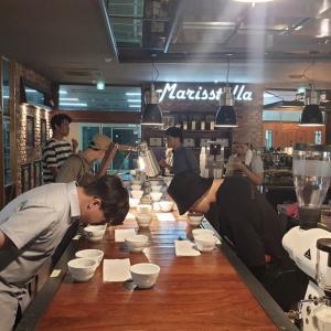 韓国でコーヒーカッピングを勉強したい方