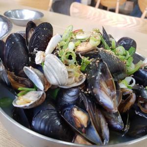 【釜山 海雲台】カルグクスが2500ウォンで食べれるお店!