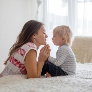 ことばを豊かにする親がやっている語りかけ方とは?「パルキッズ通信7月号」
