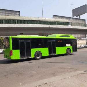 新型!?バス